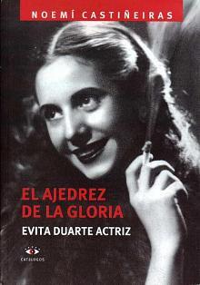 Tapa del libro El ajedrez de la gloria  - Noemí Castiñeiras -