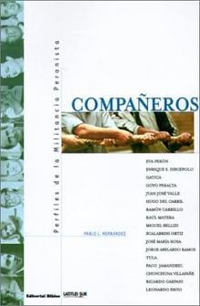 Tapa del libro Compañeros - Pablo Hernández -