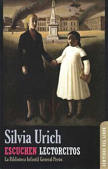 Tapa del libro Escuchen lectorcitos - Silvia Urich -