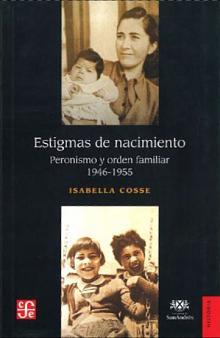 Tapa del libro Estigmas de nacimiento - Isabella Cosse -