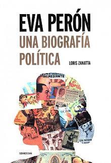 Tapa del libro Eva Perón - Loris Zanatta -