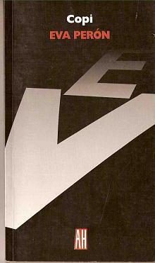 Tapa del libro Eva Perón - Copi -