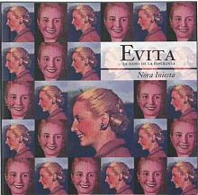 Tapa del libro Evita - Nora Iniesta -
