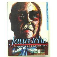 Tapa del libro Jauretche - Norberto Galasso -