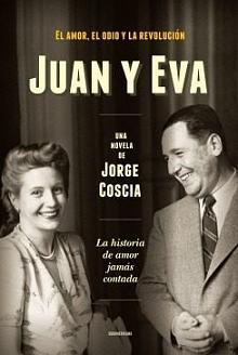 Tapa del libro Juan y Eva - Jorge Coscia -