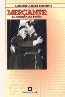 Tapa del libro Mercante - Domingo Alfredo Mercante -