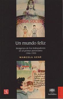 Tapa del libro Un mundo feliz - Marcela Gene -