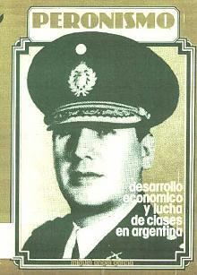 Tapa del libro Peronismo - Miguel Ángel García -
