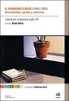 Tapa del libro El Peronismo clásico 1946-1955 - Guillermo Korn -