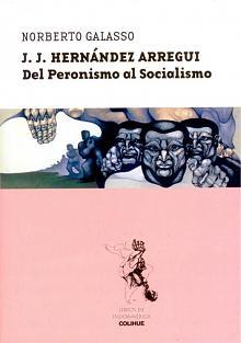 Tapa del libro Peronismo y Socialismo - Juan José Hernández Arregui -