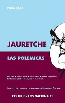 Tapa del libro Las polémicas - Arturo Jauretche -