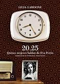Tapa del libro 20.25 - Lidia Lardone -