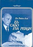 Tapa del libro El caso Eva Perón - Pedro Ara -