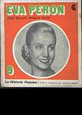 Tapa del libro Eva Perón - Otelo Borroni y Roberto Vacca -