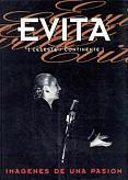 Tapa del libro Evita - Alejandro Labado y Carlos Vázquez -