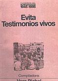 Tapa del libro Evita - Vera Pichel -