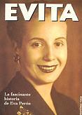 Tapa del libro Evita  - Ernesto Frers -