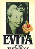 Tapa del libro Evita de los descamisados - George Bruce -