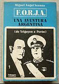 Tapa del libro Forja una aventura argentina (I) - Miguel Ángel Scenna -