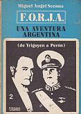 Tapa del libro FORJA, una aventura argentina II - Miguel Ángel Scenna -