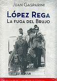 Tapa del libro La fuga del brujo - Juan Gasparini -
