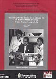 Tapa del libro El gobierno de Domingo A. Mercante en Buenos Aires (1946-1952) - Claudio Panella -