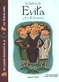 Tapa del libro La historia de Evita y el voto femenino - María Massabo y Eugenia Nobati -