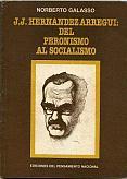 Tapa del libro J.J. Hernández Arregui - Norberto Galasso -