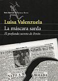 Tapa del libro La máscara sarda - Luisa Valenzuela -