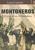 Tapa del libro Montoneros - Lucas Lanusse -