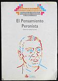 Tapa del libro el pensamiento peronista - Aníbal Iturrieta -