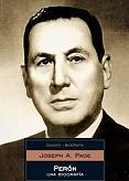 Tapa del libro Perón - Joseph Page -