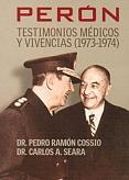Tapa del libro Perón - Pedro Ramón Cossio -