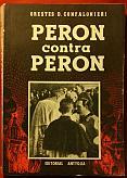 Tapa del libro Perón contra Perón - Orestes Confalonieri -