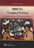 Tapa del libro Perón: Guerra y política - Domingo Arcomano -