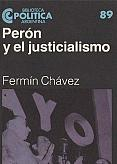Tapa del libro Perón y el Justicialismo - Fermín Chávez -