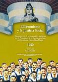 Tapa del libro El Peronismo y la justicia social - Ana Jaramillo -