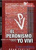 Tapa del libro El peronismo que yo viví - Adam Pedrini -