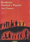 Tapa del libro revolución nacional y popular - Juan Chamero -